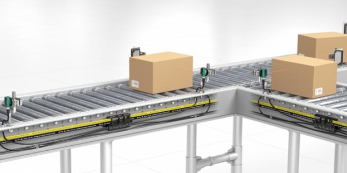 Интегрирование модулей AS-интерфейса в конструкцию роликовых конвейерных систем