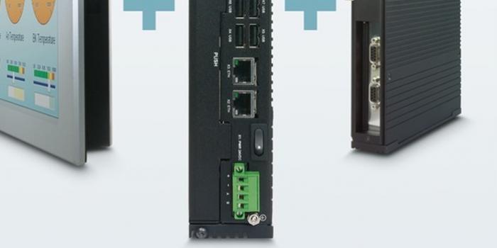 Надежные промышленные ПК с i-процессорами Baytrail и Core™